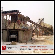 20-500 t/h quarry stone crusher plant / pioneer crushing machine line