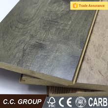 Laminated flooring with HDF materials, hardwood flooring, art Parquet Series