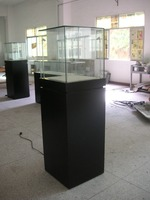 glass Jewelry Display Showcase for jewelry store