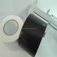 "Premium Grade Black Pipe Wrap Tape, 10 mil, 100' Length, 2"" Width"