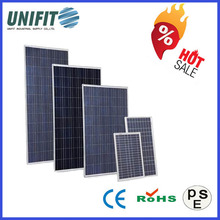 156*156 Poly Solar Panel Photovoltaic 240w With Solar Panel Degradtion