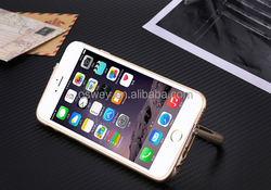 Popular High Quaity Metal Frame Assembly Mirror Case For iPhone 6/6Plus