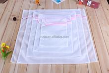 For Washing Blouse Hosiery Stocking Underwear Lingerie Zipper Mesh Wash Laundry Bag