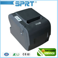 Voucher terminal bank card reader usb POS thermal line printer, with printer 250mm/s cash draw