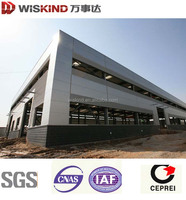 WISKIND Steel Material light gauge steel structure