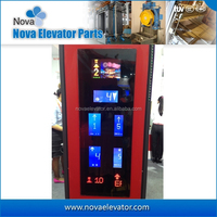 Elevator cop/lop, Elevator position indicator, Lift LOP