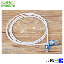 Silver Style Micro Usb Connector For Cell Phones