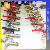 Yuhuan Brass/zinc taps and mixers with water mark for water