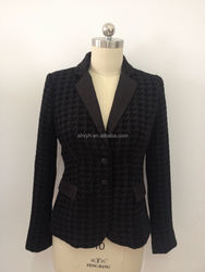 New 2015 latest design women business suits for office lady suits, fashion female blazer for plus size women