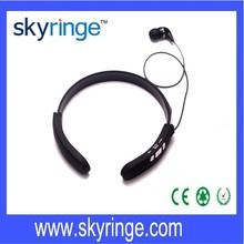 Shenzhen Sport Neckband Bluetooth Headphone Headset Bluetooth(CE,ROHS,REACH Approved)