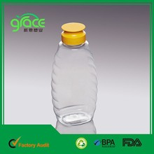 China Cheap Price BPA Free Clear PET Plastic Juice Containers