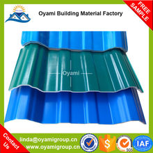 Ultra weathering 2 layers hot selling anti corrosive roof for tennis court