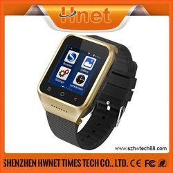 5.0MP camera WIFI GPS UNOVA IRON MAN IP67 Waterproof 3G bluetooth watch phone