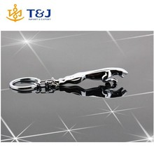 Wholesale In Alibaba Car Brand Signs Names Silver plated Jaguar Keychain In Bulk