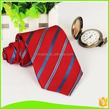 Polyester Stripe Neckties For Man