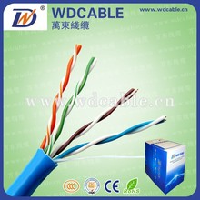 Guangdong Cable flat utp cat 5 lan cable