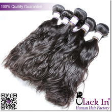 Best Quality Guaranteed Unprocessed Human Hair 5a Virgin Brazilian Hair
