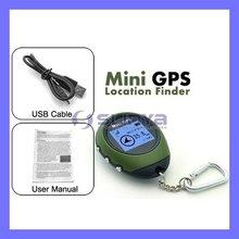 10 Meter Keychain Handheld Mini GPS Tracker