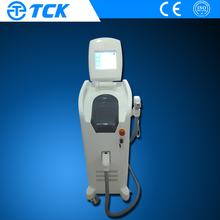 Cosmetic painless 808 diode laser hair removal, skin rejuvenation machine