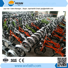 Finely prcessed folded electric two wheel scooter for hot sale