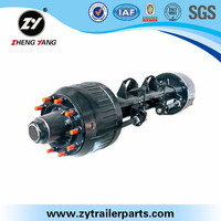 Heavy duty axle for trailer heavy truck rear axle BPW axle