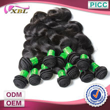 Top Quality Best Silicone Hair Products Malaysian Bundle Hair