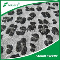 pony hair shoes fabric