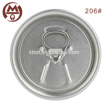 High qualtiy food can aluminum easy open lids from China EOE