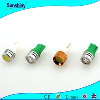 Auto LED bulb t10 high power 1.5W W5W SMD LED Super Bright Car dome/map Lights Lamp Bulb DC12V