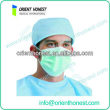 NELSON approved Non woven disposable tie on and earloop surgical mask