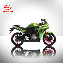 2012 new 250cc on road super power motorcycle (WJ250R)