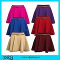 Sexy corea de la falda abrigo de algodón alrededor de las faldas 2014 nuevas fotos de mujeres maduras con falda corta