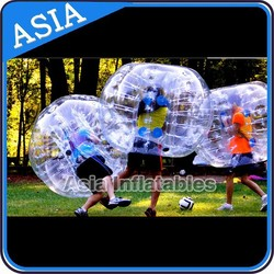 2015 Hotbumper ball games , LZ-U048 2015 buddy bumper ball for adult bouncing balls/stress balls/bubble soccer in hot discount