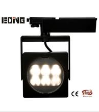 Tracklight galería de arte dali wifi, envío gratis 40 W luz llevada de la pista ideal para tienda / tienda de iluminación