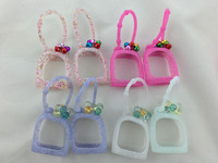 New Christmas Promotion Gifts Jingle Bell Bath and Body Works Hand Sanitizer Holders