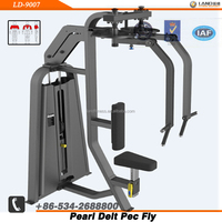 LD-9007 Pearl Delt/Pec fly exercise machine