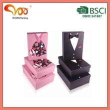 2015 New Design Luxury Cheap Custom Printed Paper Box
