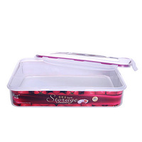 high quality microwave safe 1.5L bpa free food packaging lunch box