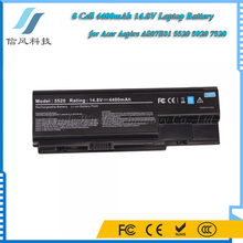 8 Cell 4400mAh 14.8V for Acer Aspire 5520 5920 7520 Battery