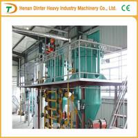 High Quality Refined Rice Bran Oil Machine