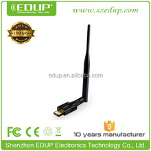 150mbps Ralink5370 mt7601 usb network card wireless wifi adapter with antenna