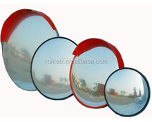China Factory Plastic Traffic Road Unbreakable Convex Rear View Mirror Sale