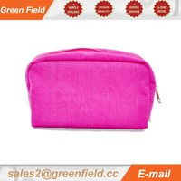 Travelling cosmetic bag, zipper pouch travelling cosmetic bag