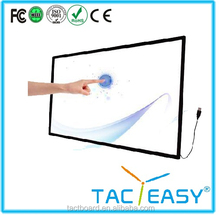 Alibaba 65inch USB Infrared touch screen,IR touch screen overlay kit,ir touch panel frame