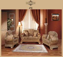 luxury arabric sofa set cheers sectional sofa very cheap sofa from foshan
