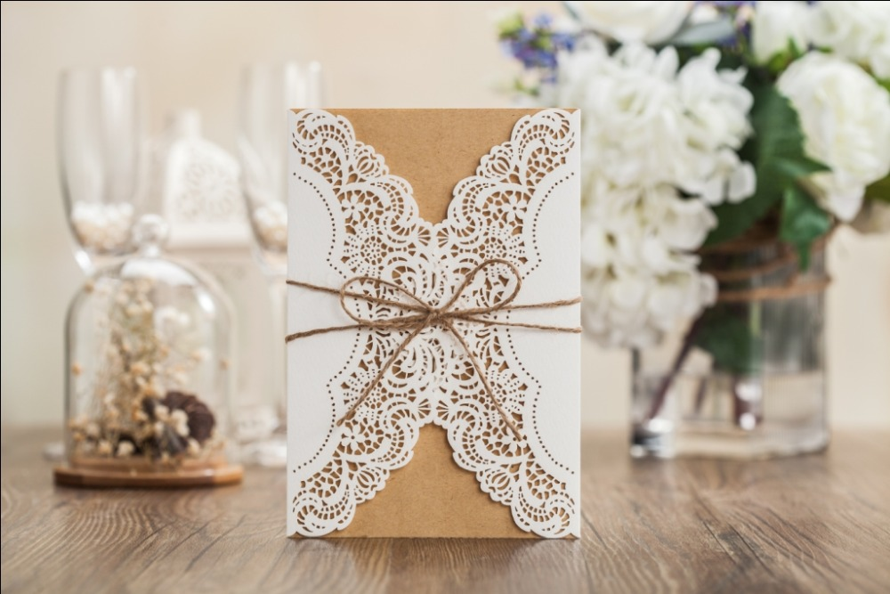 Wishmade rustic wedding invitation card design free envelopes seals img5654g m4hsunfo