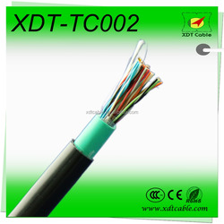 Made in China spiral connection telephone jumper cable, indoor/outdoor telephone cable