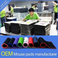 Custom printed mouse pads manufacturer, free sample