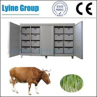 stainless steel sandwich panel automated Hydroponic Animal Farm Equipment for cattle horse cow sheep livestock