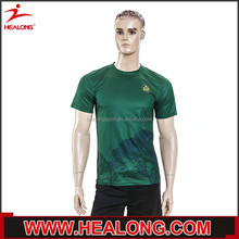 brand name 100% polyester custom cycling t shirts